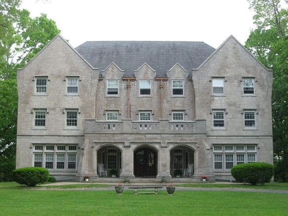 Delta Kappa Epsilon Fraternity House, DePauw University
