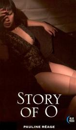 """Story of O"" by Pauline Reage - Cover"